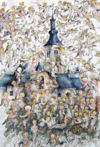 Božić u varaždinskoj katedrali